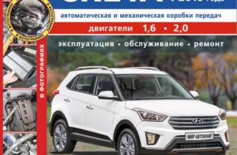Автокнига недорого купить (заказать) HYUNDAI CRETA инструкция эксплуатация купить почтой   Интернет-магазин Автокнига.рус