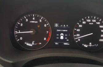 Давление в шинах на Hyundai Creta – как убрать ошибку датчиков и TPMS - Авто Журнал