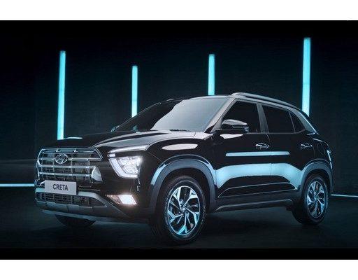 Комплектации и цены на новый Hyundai Creta 2020-2021 в Авилон Москва