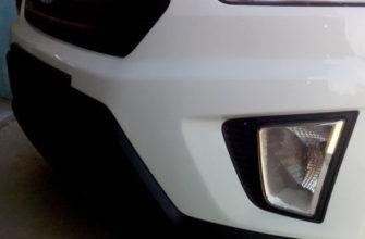 Бампер для Hyundai Creta купить