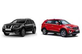 Сравнение Hyundai Creta и Nissan Terrano по характеристикам, стоимости покупки и обслуживания. Что лучше - Hyundai Creta или Nissan Terrano