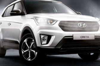 Автомобиль Hyundai Creta в комплектации Rock Edition в Москве – «Инком Авто»
