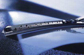 Щетки стеклоочистителя Хендай Крета - размер, артикул, замена