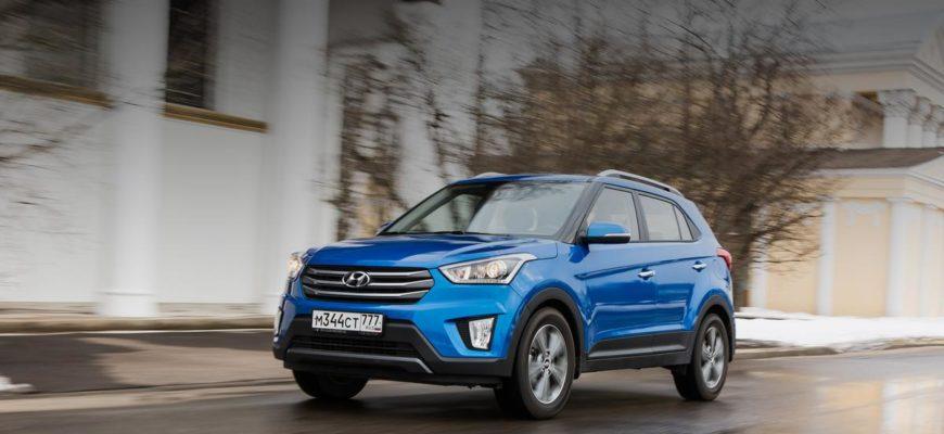 Длительный тест Hyundai Creta: итоги и сравнение с конкурентами — Тест-драйв — Motor