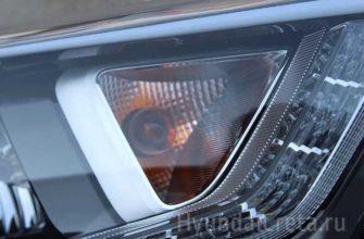 Замена ламп на Хендай Крета: ближнего, дальнего, головного света, габаритных, птф