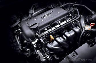 Диагностика неисправностей двигателя HYUNDAI Creta: описание