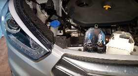 Лампы, применяемые в автомобиле Хендэ Крета - автомануал заказ автокниг с доставкой в любую точку мира