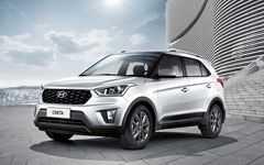 Hyundai Creta (2020) Style 2.0 AT 4WD - комплектация и технические характеристики на Драйве