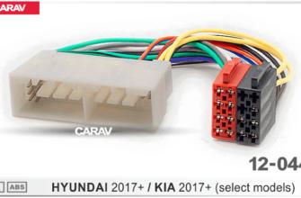кабель iso hyundai creta — купите кабель iso hyundai creta с бесплатной доставкой на АлиЭкспресс  version