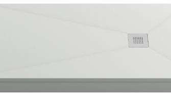 Душевой поддон Creto Ares 140x90, белый в интернет-магазине Мосплитка