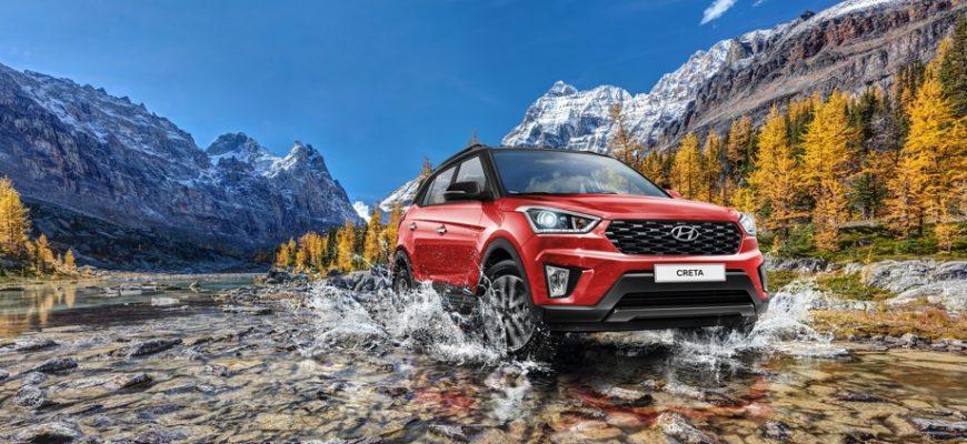 Купить Hyundai Creta 2020 года вРостове-на-Дону, невысокая цена на Хендай Крита 2020 года на сайте Авто.ру