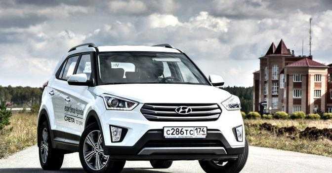 Hyundai Creta: Высокий «Солярис»? -