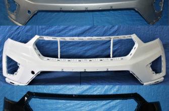 Передний бампер Hyundai Creta купить недорого