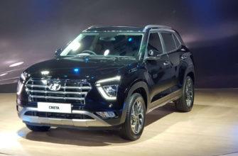Новая Hyundai Creta для России: стала известна дата премьеры — Российская газета