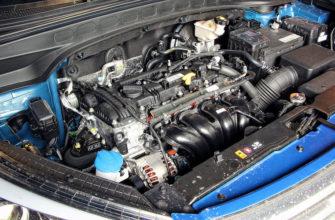 Моторное масло для двигателя 1.6, 2.0 Hyundai Creta когда, сколько и какого заливать