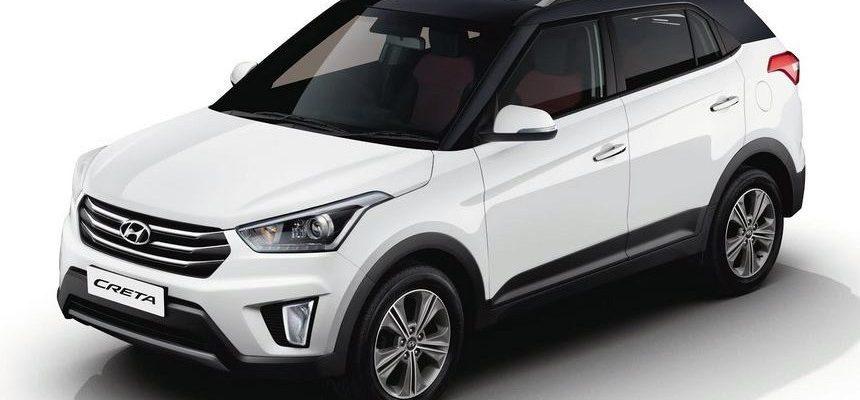 Hyundai Creta с двухцветной окраской: пока не для нас — Авторевю - Хендай Крета Клуб