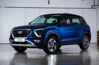 Кроссовер Hyundai Creta Sport: не для нас — Авторевю