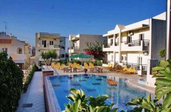 Creta Verano 3* (Греция/Крит округ/Крит о./Малья). Отзывы отеля. Рейтинг отелей и гостиниц мира - TopHotels.