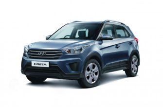 Установка сигнализации Hyundai Creta