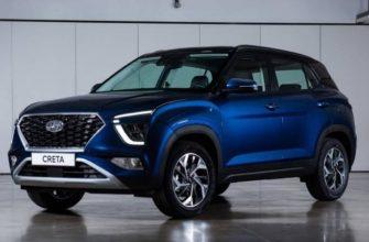 Hyundai Creta 2019 против 2020: ТОП-3 отличия