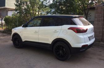 Подбор шин и дисков на Hyundai Creta , диаметр 18″ | Интернет-магазин SA.RU (г. Москва)