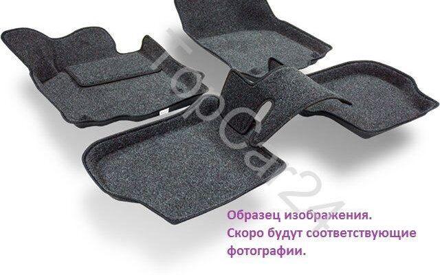3D коврики в салон Boratex Hyundai Creta (2016-2020) № BRTX-1136 - купить по лучшей цене на