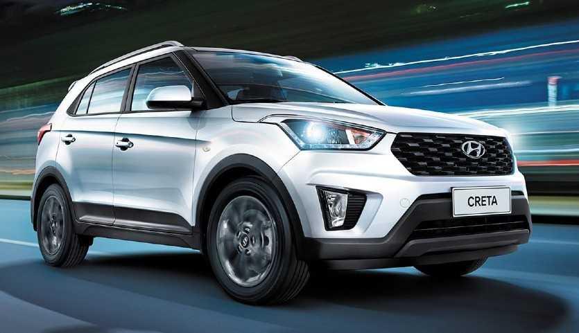Комплектации и цены Hyundai Creta 2020 - официальный дилер Хендай Крета в Москве