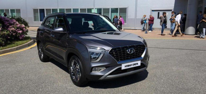 Индийский паркетник Hyundai Creta не вовсём повторил ix25 — ДРАЙВ