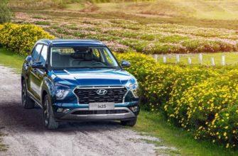 Hyundai Creta с 7-местным салоном получит богатое оснащение — Российская газета