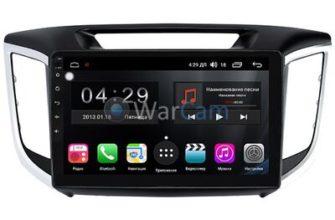 Штатная магнитола FarCar Winca S300-SIM 4G для Hyundai Creta 2016-2021 на Android 9.1 (RG407RB) DSP Купить