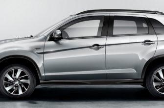 Mitsubishi ASX против Hyundai Creta