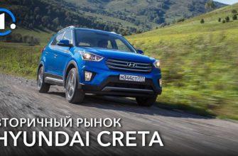 Аренда Hyundai Creta без водителя, прокат Хендай Creta в Санкт-Петербурге