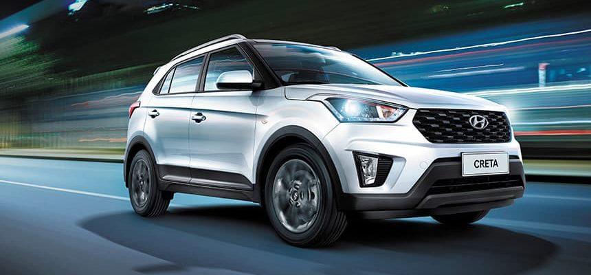 Hyundai Creta (2020) Travel 1.6 AT - комплектация и технические характеристики на Драйве