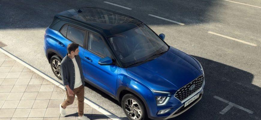 Ещё одна новая Hyundai Creta: марка пока дразнится, но кроссовер уже застукали - КОЛЕСА.ру – автомобильный журнал