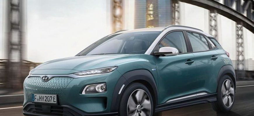 Сравниваем  Hyundai Creta 2018 и Hyundai Kona 2017