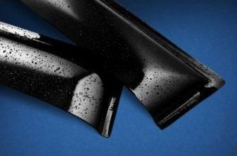 REINWV955 Дефлекторы окон REIN 4 штуки на кроссовер для Hyundai Creta 2016-2021
