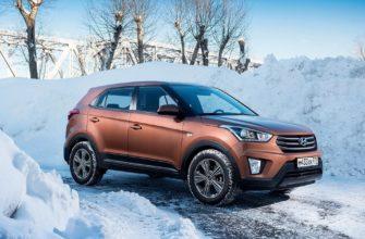 Тест-драйв Hyundai Creta 2018: опыт эксплуатации зимой