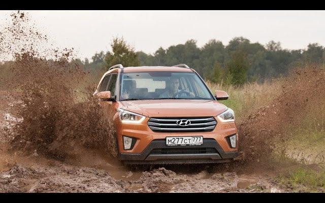 Внедорожник, а не кроссовер: Hyundai Creta удивил возможностями на бездорожье