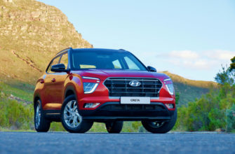 """Фейслифтинг 2 поколения Hyundai Creta 2022 """"поймали"""" на тестах"""