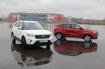 Переднеприводная Hyundai Creta или навороченный Kia Rio X-Line: что выбрать? - Хендай Крета Клуб