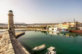 Ретимно, Крит: отдых и пляжи, шоппинг и цены в городе Греции