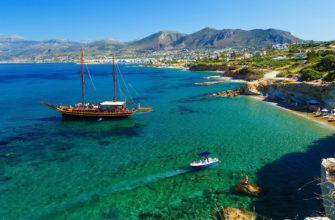 10 лучших отелей - Крит - Греция