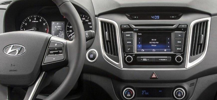 Штатные автомагнитолы Hyundai Creta (2016-2021) на Android