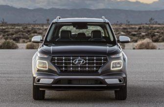 У Hyundai появился кроссовер меньше «Креты» — Motor