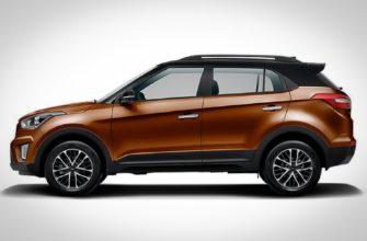Купить коричневый Хендай Грета (Крета), фото - новые Hyundai Creta New 2018-2019 коричневого цвета в Москве