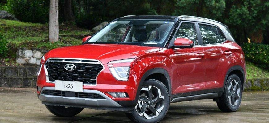 Hyundai Creta 2020: фото, цена, комплектации, старт продаж в России