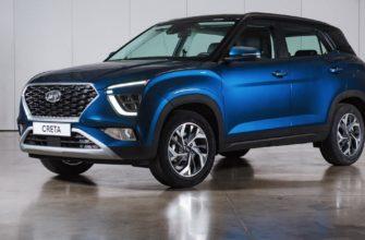 Российский кроссовер Hyundai Creta рассекретили на питерском заводе — Авторевю