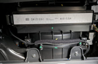 Замена салонного фильтра Хендай Крета: инструкция, установка, проверка