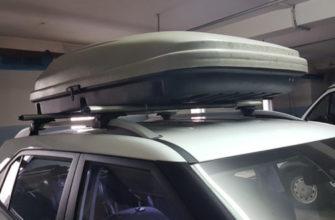 Багажник на крышу для Хендай Крета – как выбрать? | Creta-fan