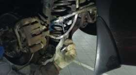 Замена передних стоек Hyundai Creta. Чем официалы, лучше сам!